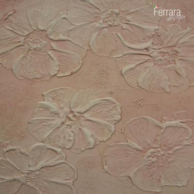 Итальянская декоративная штукатурка Ferrara design Париж