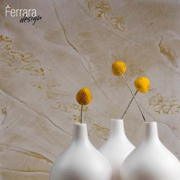 Имитация натурального мрамора с золотыми прожилками