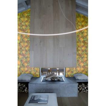 Декоративная штукатурка ржавая стена