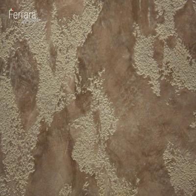 «Карта мира» из итальянской декоративной штукатурки «Ferrara design»