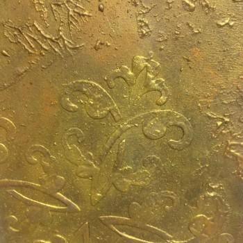 Художественная роспись рисунки с золочением