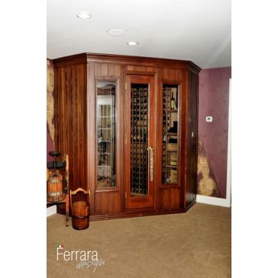 Дом в Сергиевом Посаде, винная комната